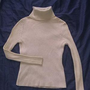 EXPRESS🐢 Girls turtle neck thin sweater sz. M